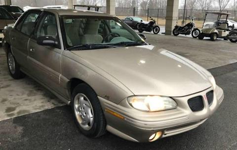 1998 Pontiac Grand Am for sale in Columbus, IN