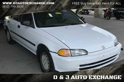 1994 Honda Civic for sale in Columbus, IN