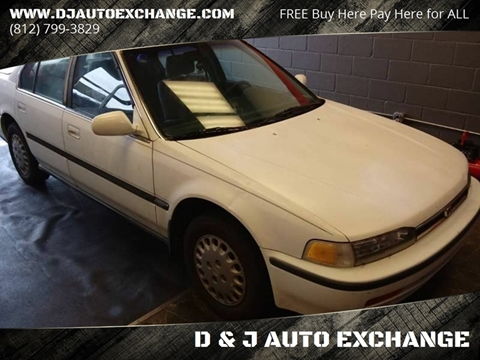 1992 Honda Accord for sale in Columbus, IN
