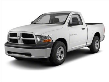 2010 Dodge Ram Pickup 1500 for sale in Fort Smith, AR