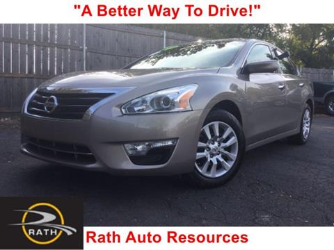 2015 Nissan Altima for sale in Fort Smith, AR