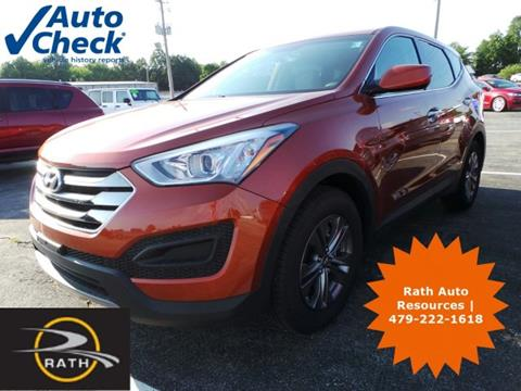 2015 Hyundai Santa Fe Sport for sale in Fort Smith, AR