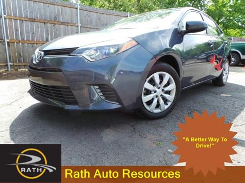 2016 Toyota Corolla for sale in Fort Smith, AR
