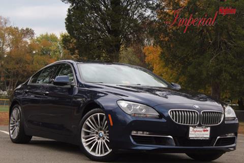 2014 BMW 6 Series for sale in Manassas, VA