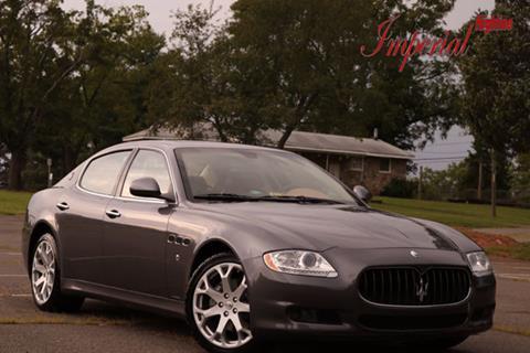 2010 Maserati Quattroporte For Sale Carsforsale
