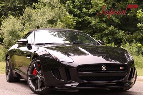 2014 Jaguar F-TYPE for sale in Manassas, VA