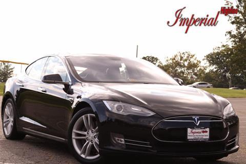 2014 Tesla Model S for sale in Manassas, VA