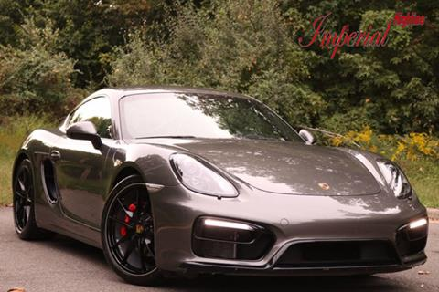 2015 Porsche Cayman for sale in Manassas, VA