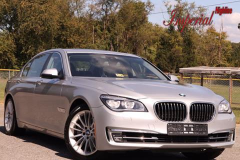2014 BMW 7 Series for sale in Manassas, VA