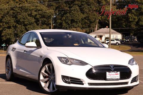 2013 Tesla Model S for sale in Manassas, VA