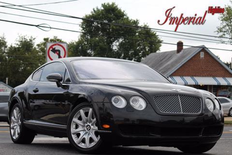 2005 Bentley Continental GT for sale in Manassas, VA