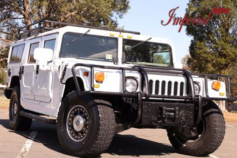 HUMMER H1 For Sale in San Angelo, TX - Carsforsale.com
