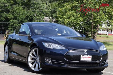 2014 Tesla Model S for sale in Manassas, VA