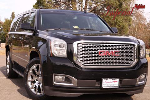 2015 GMC Yukon XL for sale in Manassas, VA