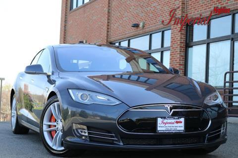 2015 Tesla Model S for sale in Manassas, VA