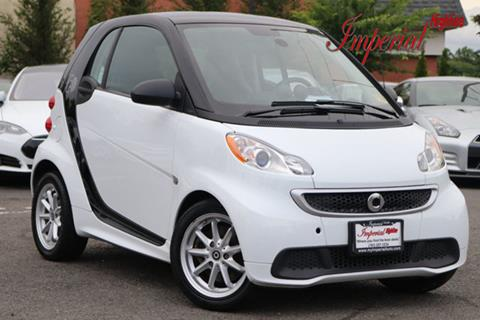 2015 Smart fortwo electric drive for sale in Manassas, VA