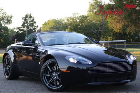 Aston Martin V Vantage For Sale In Virginia Carsforsalecom - Aston martin vantage v8 for sale