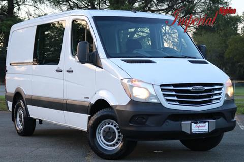 2014 Freightliner Sprinter Cargo for sale in Manassas, VA