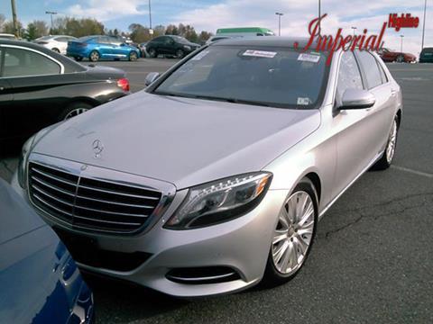Gravity Autos Atlanta >> 2014 Mercedes-Benz S-Class For Sale - Carsforsale.com®