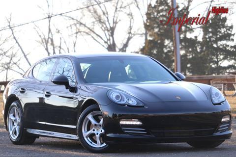 2012 Porsche Panamera For Sale In Manassas Va