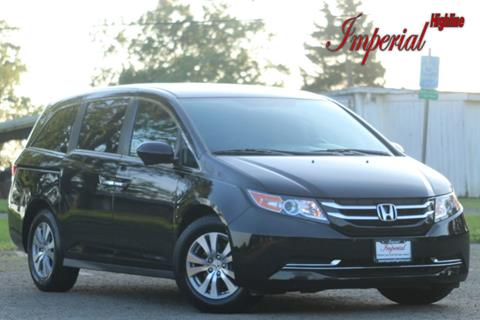 2017 Honda Odyssey for sale in Manassas, VA