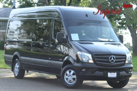 2016 Mercedes-Benz Sprinter Crew for sale in Manassas, VA