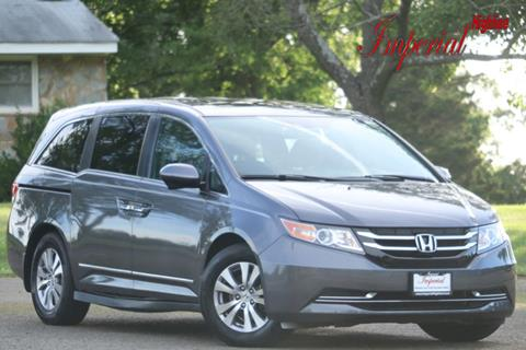 2016 Honda Odyssey for sale in Manassas, VA