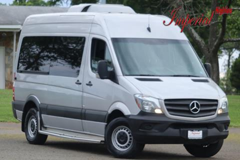 2016 Mercedes-Benz Sprinter Passenger for sale in Manassas, VA