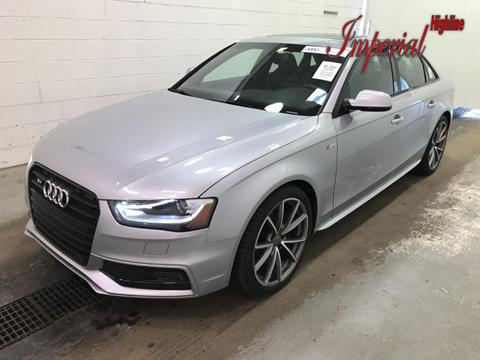 2016 Audi S4 for sale in Manassas, VA