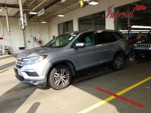 2016 Honda Pilot for sale in Manassas, VA