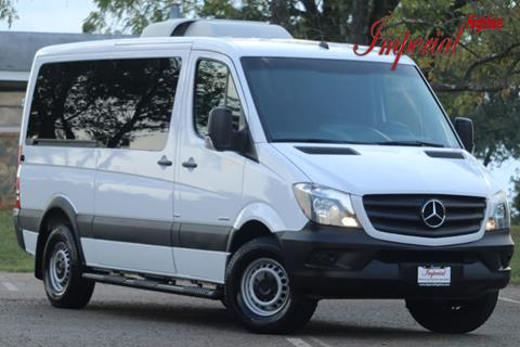 2016 Mercedes-Benz Sprinter Passenger for sale in Manassas, VA