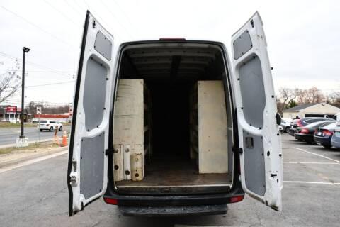 2013 Freightliner Sprinter Cargo