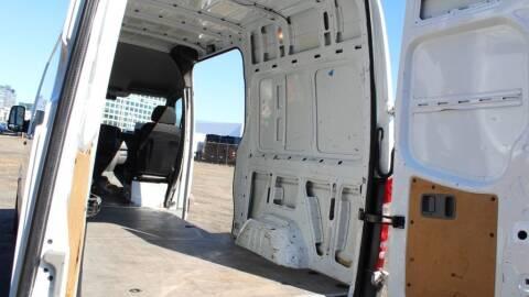 2016 Freightliner Sprinter Cargo