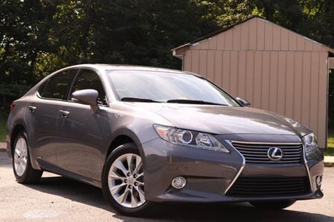 2013 Lexus ES 300h for sale in Stafford, VA