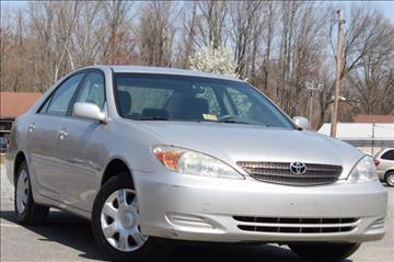 2003 Toyota Camry for sale in Fredericksburg, VA