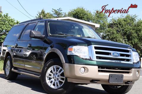 2013 Ford Expedition EL for sale in Fredericksburg, VA