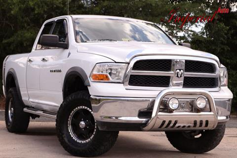 2011 RAM Ram Pickup 1500 for sale in Fredericksburg, VA