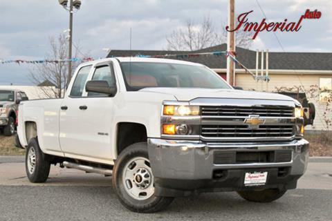 2015 Chevrolet Silverado 2500HD for sale in Fredericksburg, VA