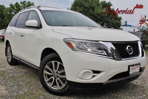 2016 Nissan Pathfinder for sale in Fredericksburg, VA
