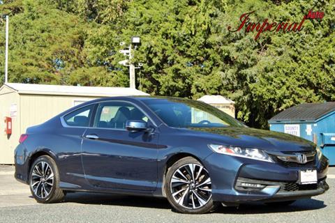 2016 Honda Accord for sale in Fredericksburg, VA