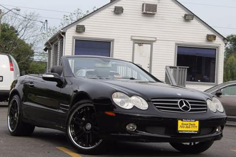 2006 Mercedes-Benz SL-Class for sale in Manassas, VA