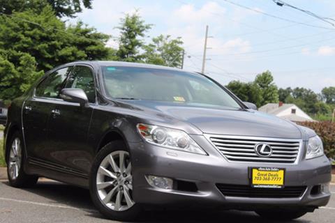 2012 Lexus LS 460 for sale in Manassas, VA