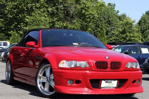 2001 BMW M3 for sale in Manassas, VA