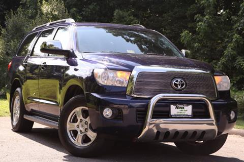2008 Toyota Sequoia for sale in Manassas, VA