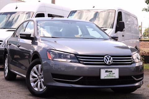 2015 Volkswagen Passat for sale in Manassas, VA