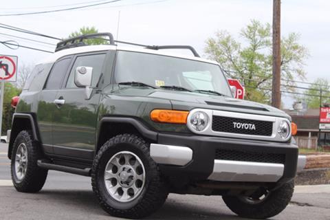 2013 Toyota FJ Cruiser for sale in Manassas, VA