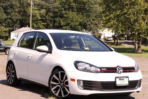 2014 Volkswagen Gti For Sale Carsforsale Com