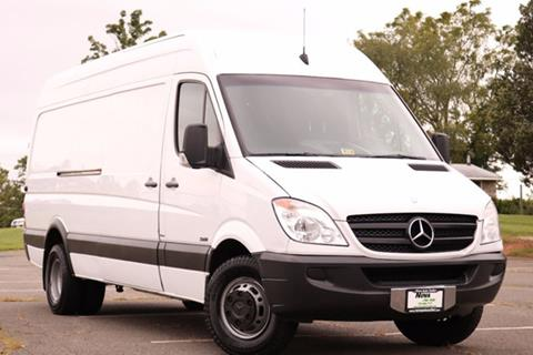 2012 Mercedes-Benz Sprinter Cargo for sale in Manassas, VA