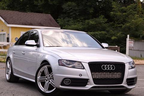 2012 Audi S4 for sale in Manassas, VA