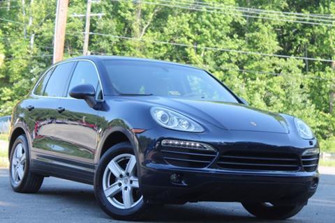 2012 Porsche Cayenne for sale in Manassas, VA